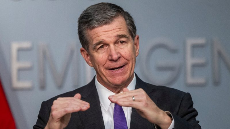 Gov. Cooper extends stay-at-home order, evictions moratorium, and to-go alcohol sales